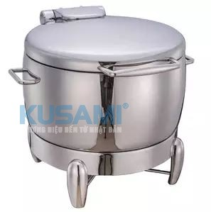 Nồi hâm Soup tròn Kusami KS-120866