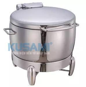 Nồi hâm Soup tròn Kusami KS-120916