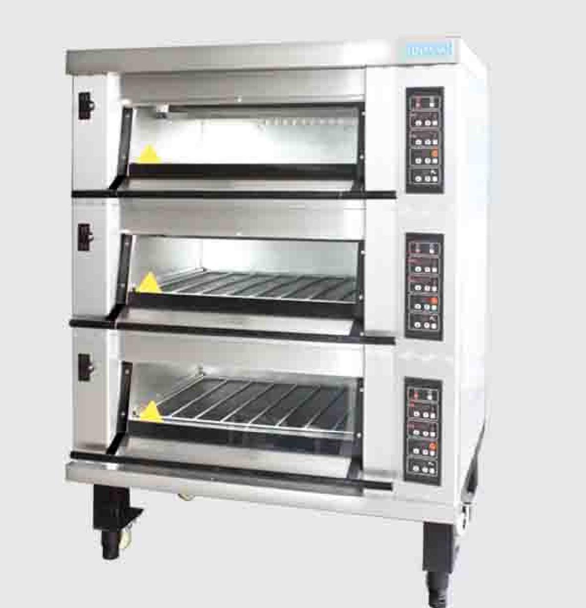 Lò nướng bánh Sinmag MB-823