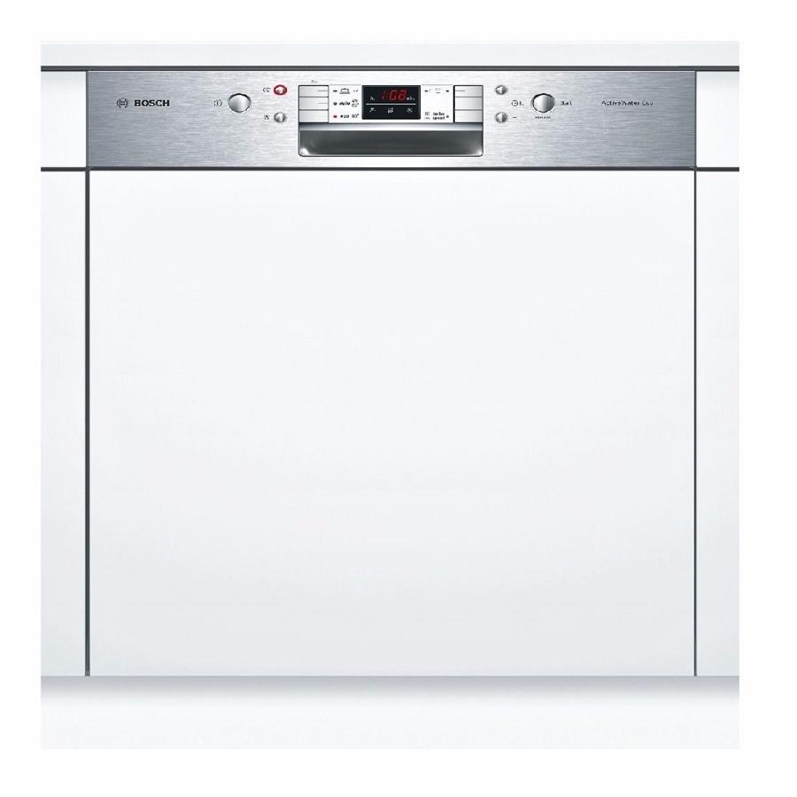 Máy rửa bát âm tủ Bosch SMI57M25EU