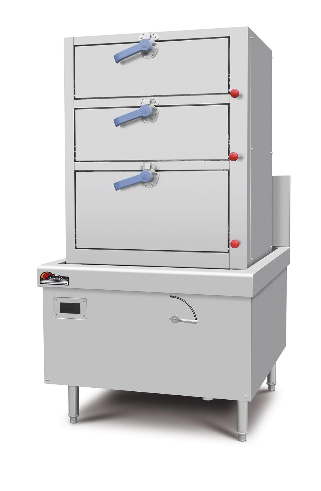 Tủ hấp hải sản điện từ CZC - 14E