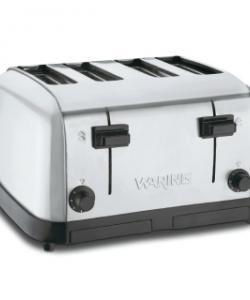 Máy nướng bánh mì 4 ngăn Waring WCT708E