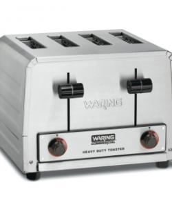 Máy nướng bánh mì 4 ngăn Waring WCT805E