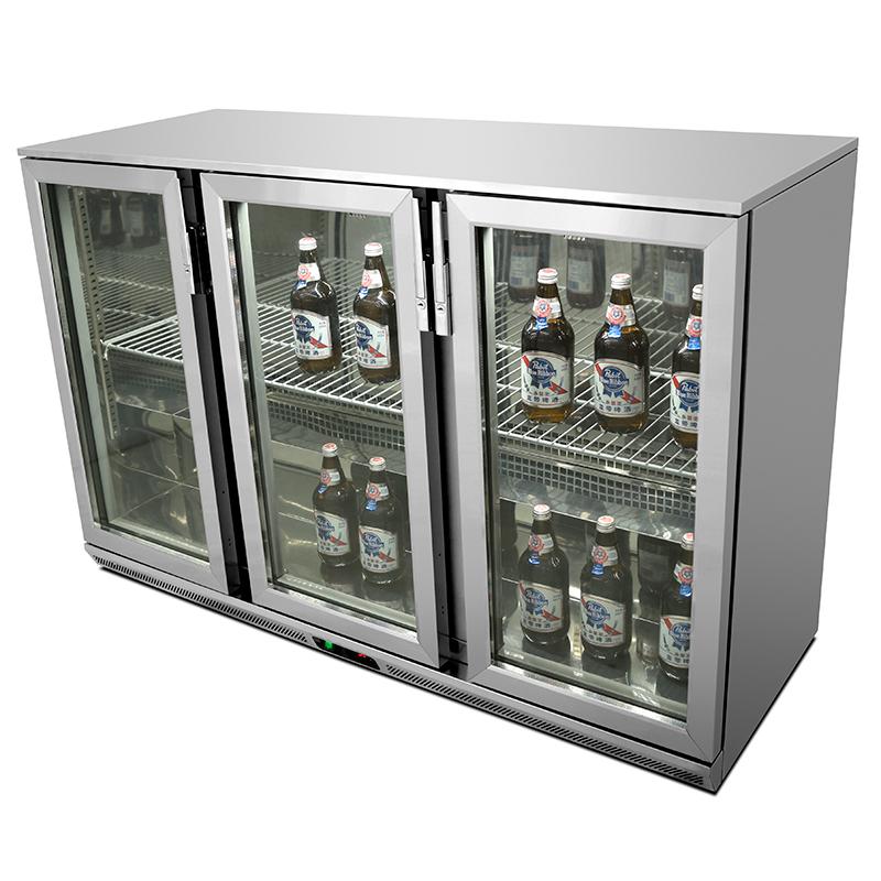 Tủ mát mini bar 3 cánh Kolner cao 800mm
