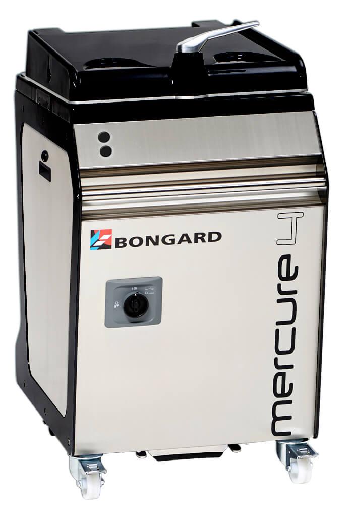 Máy chia bột thủy lực Bongard Mercure 4