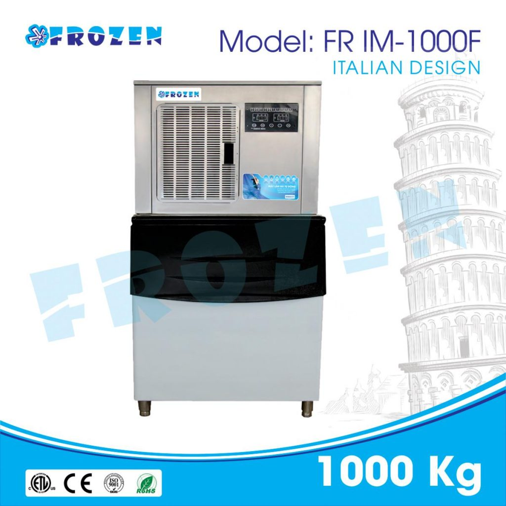 Máy làm đá vảy Frozen FR IM-1000F