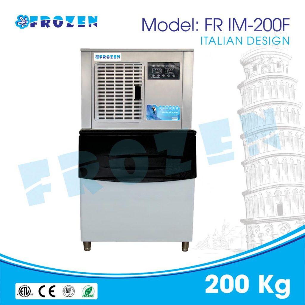 Máy làm đá vảy Frozen FR IM-200F