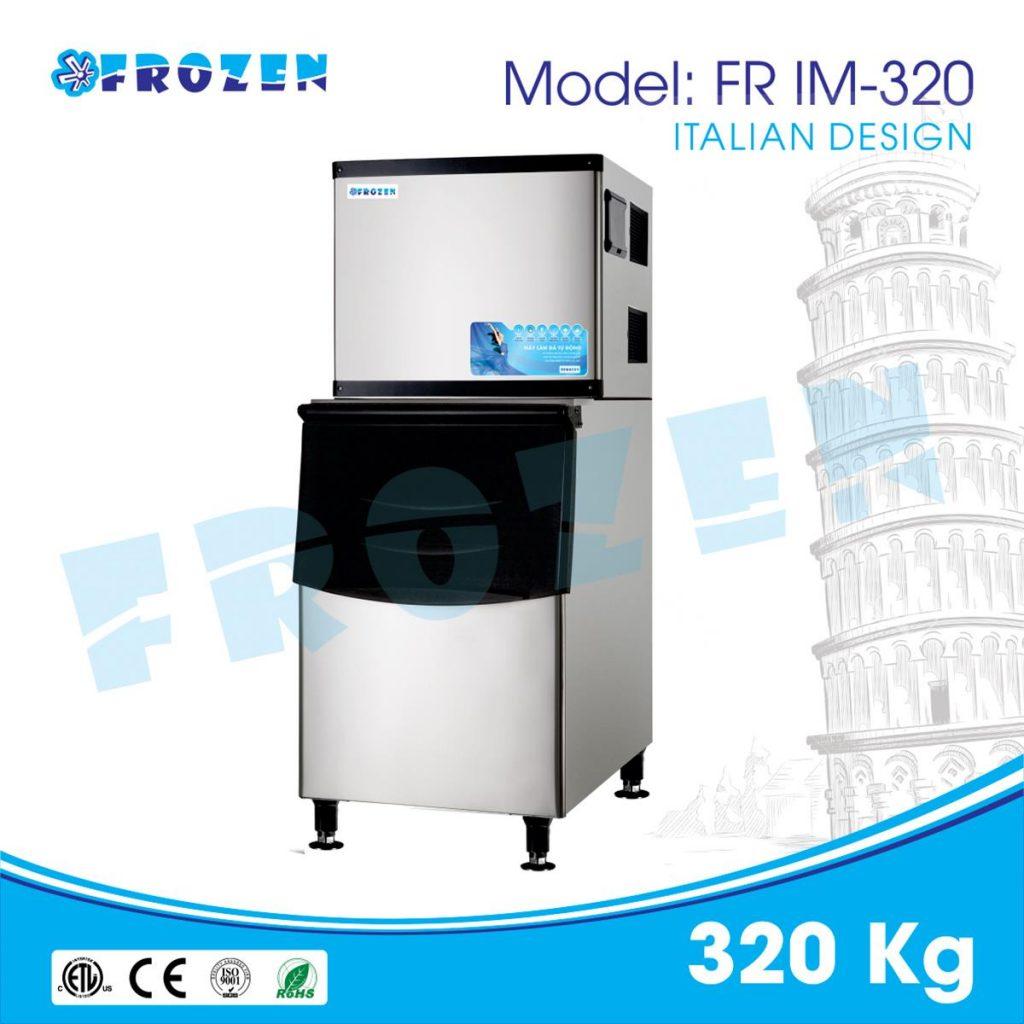 Máy làm đá viên Frozen FR IM-320
