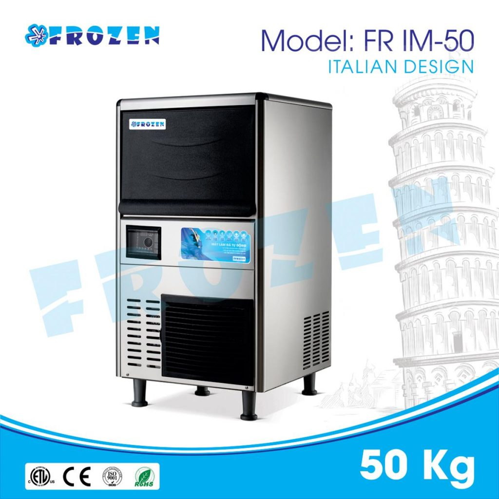 Máy làm đá viên cho quầy bar Frozen FR IM-50B