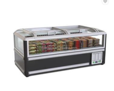 Tủ đông trưng bày siêu thị Okasu OKSIF-150TS