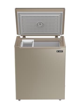 Tủ đông mini Sanden Intercool SNQ-0155+