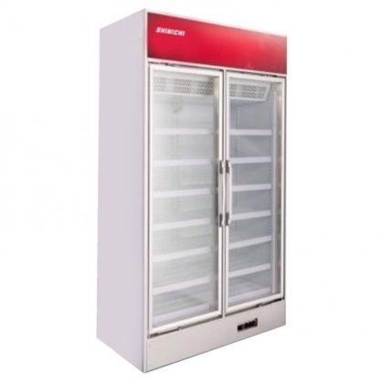 Tủ siêu thị dạng đứng 2 cánh kính Đông – Mát KUSAMI KS-1340FC