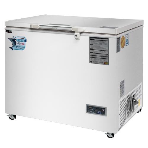 Tủ đông âm sâu (Cá ngừ) công nghiệp Unique Daesung Hàn Quốc FD-240-SF 200L