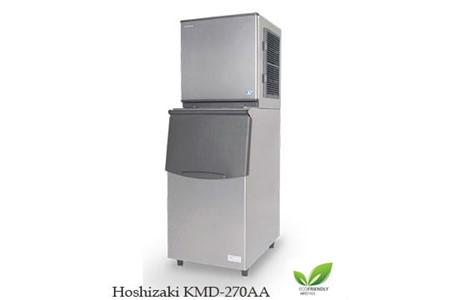 Máy làm đá viên Hoshizaki KMD-270AA ảnh 1