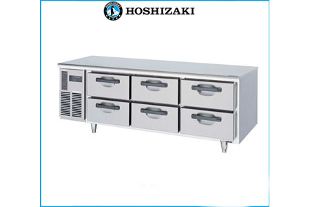 Tủ đông bàn Hoshizaki FLT-182DDAC  ảnh 1