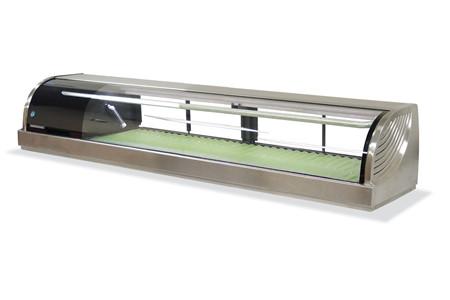 Tủ trưng bày sushi Hoshizaki HNC-210BA-R-S ảnh 1