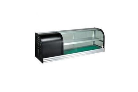 Tủ trưng bày sushi Hoshizaki HNC-180BE-L-B ảnh 1