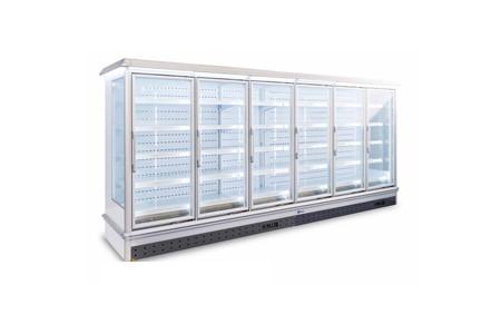 Tủ đông siêu thị dạng đứng 6 cánh (chế độ đông) KS-1500FMAW ảnh 1