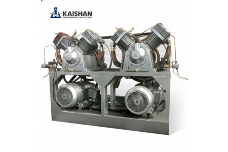 Máy nén khí dùng trong công nghiệp tổ hợp KB ảnh 1