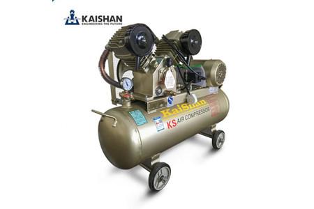 Máy nén khí piston dòng KS dùng trong công nghiệp ảnh 1